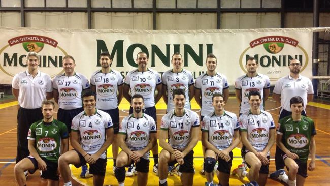 Monini Spoleto Mondovolley