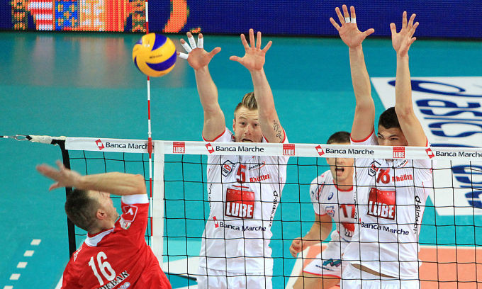 Programma Volley A1 TV Mondovolley